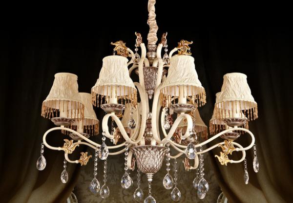 水晶定制燈具